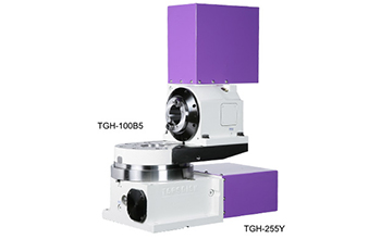 TGH-100AB5 CNC Grinder Machine For Rotating Spindle TGH-255Y CNC Grinder Machine For Rotay Table