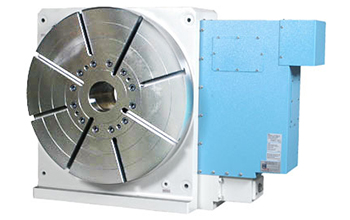TD-630H Large Pore Size Series NC Rotary Table (0.001° )