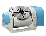 Manual Tilting NC Rotary Table(0.001°)