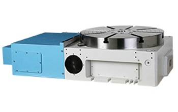 TH-500B Horizontal Series Small Spindle Pore NC Rotary Table (0.001° )
