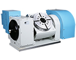 TTD-255HB NC Tilting Rotary Table